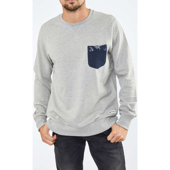 Vêtements Femme Pulls Element Sweat Shirt  Taylor Gris Homme Gris