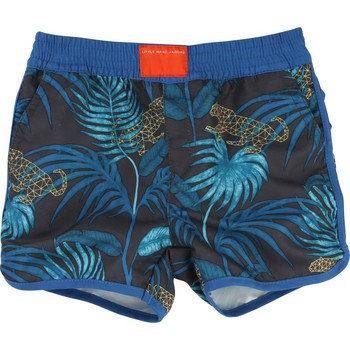 Vêtements Garçon Maillots / Shorts de bain Little Marc Jacobs Surfer bleu bleu