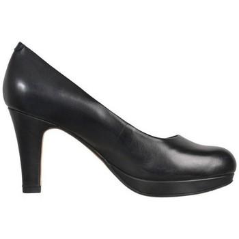 Chaussures Femme Escarpins Clarks Anika Kendra Pompes NOIR