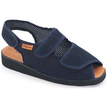 Chaussures Femme Sandales et Nu-pieds Calzamedi postopératoire intérieur BLEU