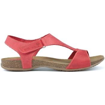 Chaussures Femme Sandales et Nu-pieds Interbios SANDAL ROUGE