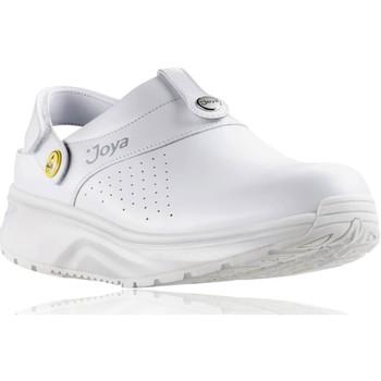 Chaussures Femme Sabots Joya IQ SR WHITE