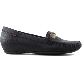 Chaussures Femme Mocassins CallagHan RINO W NOIR
