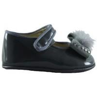 Chaussures Enfant Ballerines / babies Oca Loca OCA LOCA MERCEDES CHAROL GRIS