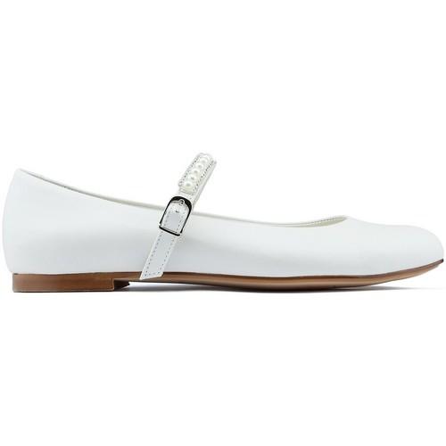 Chaussures Fille Ballerines / babies Oca Loca Ocaloca confortables chaussures plates fille BEIGE