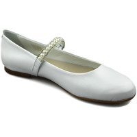 Chaussures Fille Ballerines / babies Oca Loca Shoes Ocaloca confortables chaussures plates fille BLANC