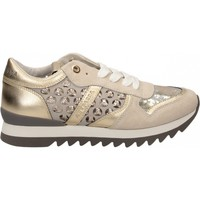 Chaussures Femme Baskets basses Apepazza DAFNE MULTICIRCLE Beige