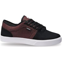 Chaussures Homme Baskets basses Osiris DECAY Black white CCC Noir