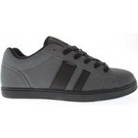 Chaussures Homme Baskets basses Osiris LOOT Charcoal black Gris