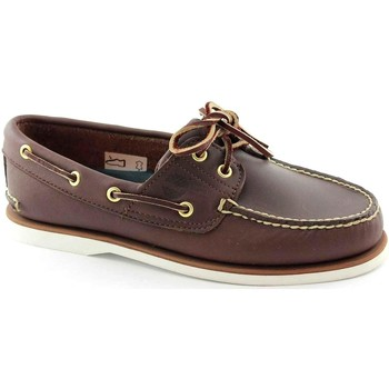 Chaussures Homme Mocassins Timberland  Marrone
