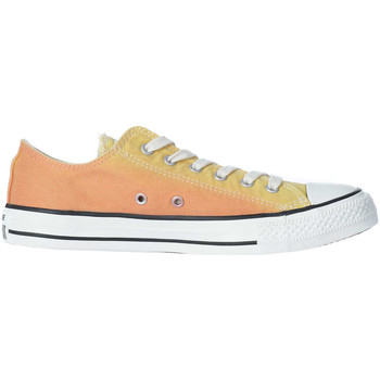 Chaussures Femme Baskets basses Converse Baskets  Chuck Taylor All Star Ox Orange Femme Orange