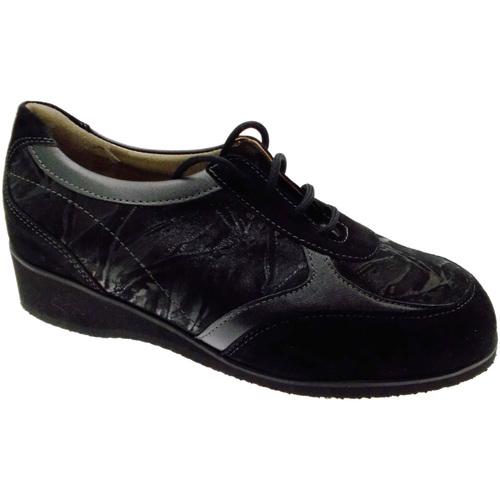 Chaussures Femme Baskets basses Loren LOL8051n nero