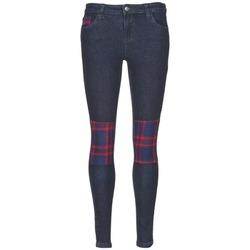 Vêtements Femme Jeans slim American Retro LOU Bleu