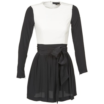Robes American Retro STANLEY Noir / Blanc 350x350