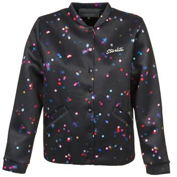 Vêtements Femme Blousons American Retro ANNETTE Noir