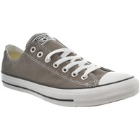 Baskets basses Converse baskets mode  chuck taylor all star seasonal ox gris