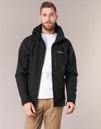 Vêtements Homme Blousons Columbia CASCADE RIDGE II SOFTSHELL Noir