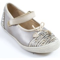 Chaussures Fille Ballerines / babies Le Loup Blanc Ballerines  Fille beige HIBISCUS beige