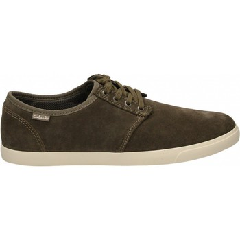 Chaussures Homme Baskets basses Clarks TORBAY LACE MISSING_COLOR