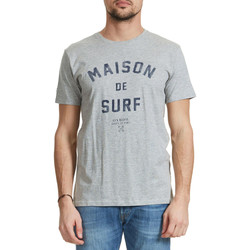 T-shirts manches courtes Oxbow Tee Shirt  Noven Gris Chine Homme