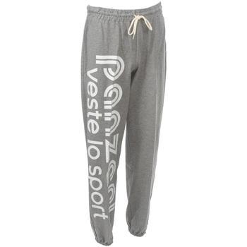 Vêtements Homme Pantalons de survêtement Panzeri Uni h grc/blc jersey Gris chiné