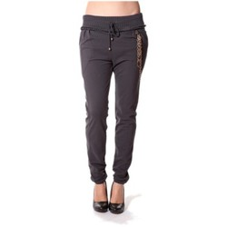Vêtements Femme Pantalons Rich & Royal Rich&Royal Pantalon City sweet ANTHRACITE 13q915/876 Gris