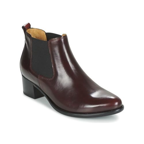 Bottines / Boots Gabor AURICH Bordeaux 350x350