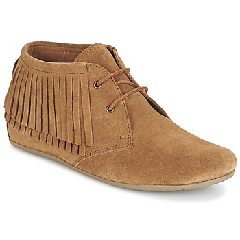 Chaussures Femme Boots Maruti MIMOSA Camel