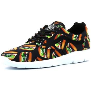 Chaussures Homme Baskets basses Vans U Iso 1.5 late night/black