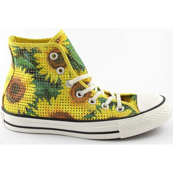 Chaussures Femme Baskets montantes Converse  Giallo