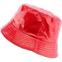Chapeaux Nyls Création Chapeau de pluie Rouge Brillant Maud par Nyls Creation