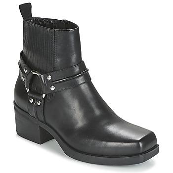 Chaussures Femme Bottines Vagabond ARIANA Noir
