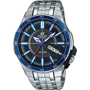 Montre Casio Montre Edifice-Classic EFR-106D-1A2VUEF - Montre Index Bleus Ho