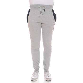 Pantalons de survêtement Geographical Norway Jogging Mabano Gris et