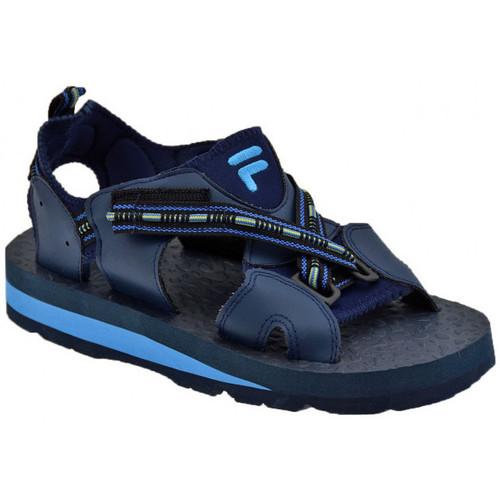 Chaussures Homme Sandales et Nu-pieds Fila TrahirSandales bleu