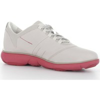 Chaussures Homme Baskets basses Geox D621EA0011 Basket Femme Off White Off White