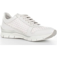 Chaussures Homme Baskets basses Geox D52F2AZI43 Basket Femme White White