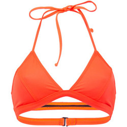 Vêtements Femme Maillots de bain séparables Oakley Maillot de bain Triangle Core Solids Corail ORANGE