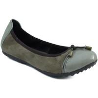 Chaussures Fille Ballerines / babies Acebo's danseur fille GREEN