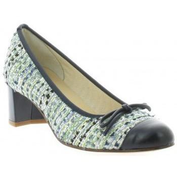 Chaussures Femme Escarpins Elizabeth Stuart Escarpins tissu Bleu