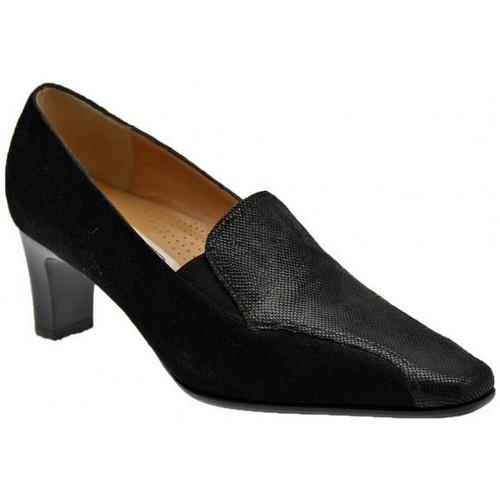 Chaussures Femme Escarpins Valleverde Talonétranglé60Escarpins Noir