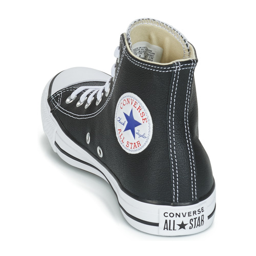 Core Baskets All Chuck Taylor Noir Hi Star Leather Converse Montantes UMjSVqzLpG