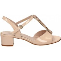 Chaussures Femme Sandales et Nu-pieds Luciano Barachini VERNICE PU rose