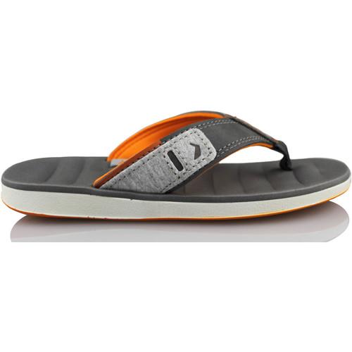 Chaussures Garçon Tongs Rider MALAGA THONG GRIS