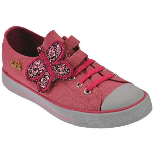 Chaussures Fille Baskets basses Lulu Butterfly Low Baskets basses