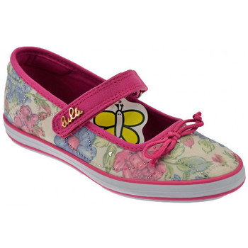 Chaussures Fille Baskets basses Lulu PrincessBasketsbassesBasketsbasses Baskets basses Multicolor