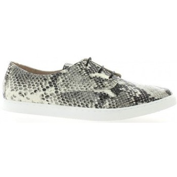 Derbies Exit Derby cuir python  naturel
