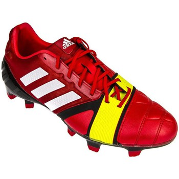 Chaussures Homme Football adidas Originals Nitrocahrge 10 Trx FG Rouge