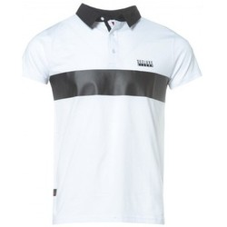 Vêtements Homme T-shirts & Polos Deeluxe POLO UPTOWN blanc