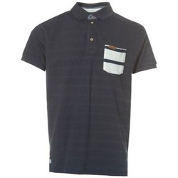 Vêtements Homme T-shirts & Polos Deeluxe POLO NOWHERE bleu